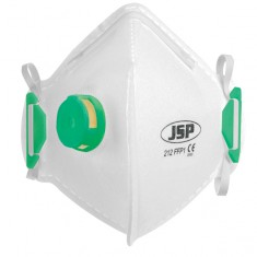 Fold Flat Disposable Vertical Mask FFP1 - 212 Valved