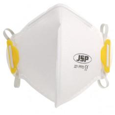 JSP BEA120-101 Fold Flat Disposable Vertical Mask FFP2 - 221 Disposable Masks (Pack of 200)