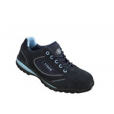 Rock Fall Vixen VX700 Pearl Composite ESD S1P Ladies Safety Trainer