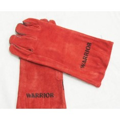 WARRIOR Heat Resistant Welders Safety Gauntlet
