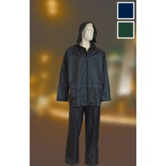 Yoko WC336 PVC Coated Nylon Rain Jacket & Trouser
