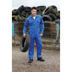 Dickies WD4819 Redhawk Economy Stud Front Coverall