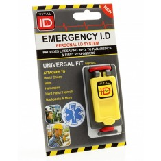 Beeswift WSID05 Emergency ID Universal Fit Tag