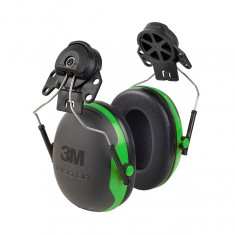 3M Peltor X1P3 Helmet Attachment Ear Muffs