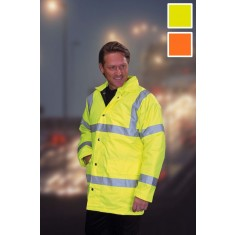 Yoko HVP300 Motorway High Visibility Jacket