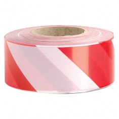 JSP HDH000-505-400 Zebra Tape 50 metre x 7cm  (Pack of 20)